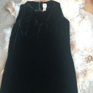 🎁 2 for $20 Green velvet dress